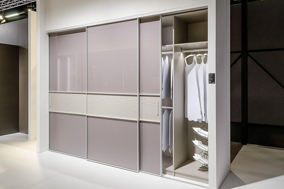 Двери для шкафа-купе – материалы изготовления, критерии выбора
